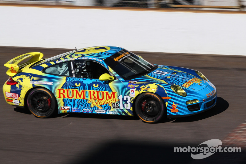 Rum Bum Racing fights to 5th at Indianapolis Motor Speedway