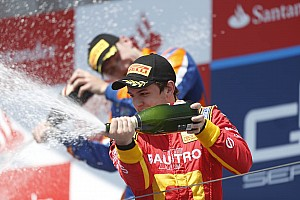GP2 Race report Leimer and Racing Engineering on the podium with 3rd place in the Hungaroring Sprint Race