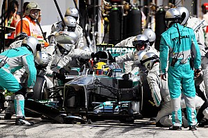 Formula 1 Race report Pirelli: Perfect tyre performance gives Hamilton a Hungary win