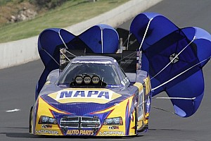NHRA Race report Capps, Langdon, Nobile and Arana Jr. earn victories at Sonoma Nationals