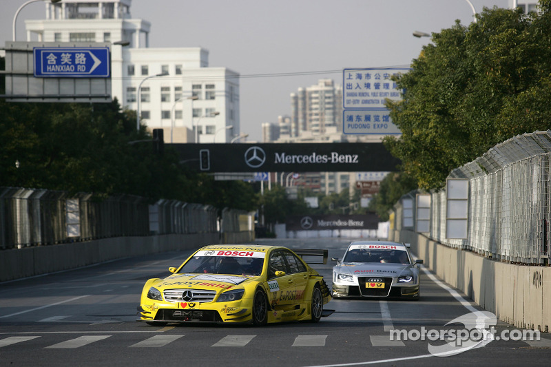 DTM to return to China in 2014