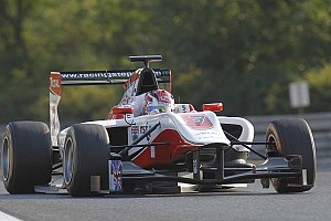 British driver Jack Harvey secures points at Budapest