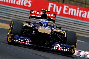 Formula 1 Breaking news Tost wants one more Toro Rosso season for Ricciardo
