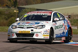 BTCC Race report MG suffer from the highs and lows of the BTCC at Snetterton