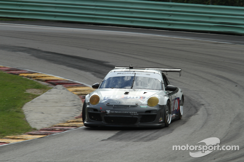 Dempsey Del Piero Racing qualifies 7th at Road America
