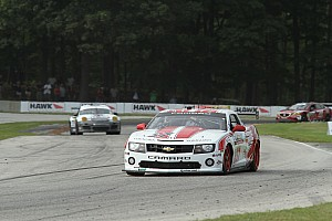 Grand-Am Race report Tough day at the races for Stevenson Motorsports at Road America