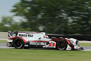 ALMS Race report Luhr, Graf continue winning ways at Road America