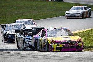 NASCAR XFINITY Race report Pastrana finishes 31st at inaugural Mid-Ohio race