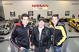 Test puts Nissan Motorsport in confident space ahead of Winton