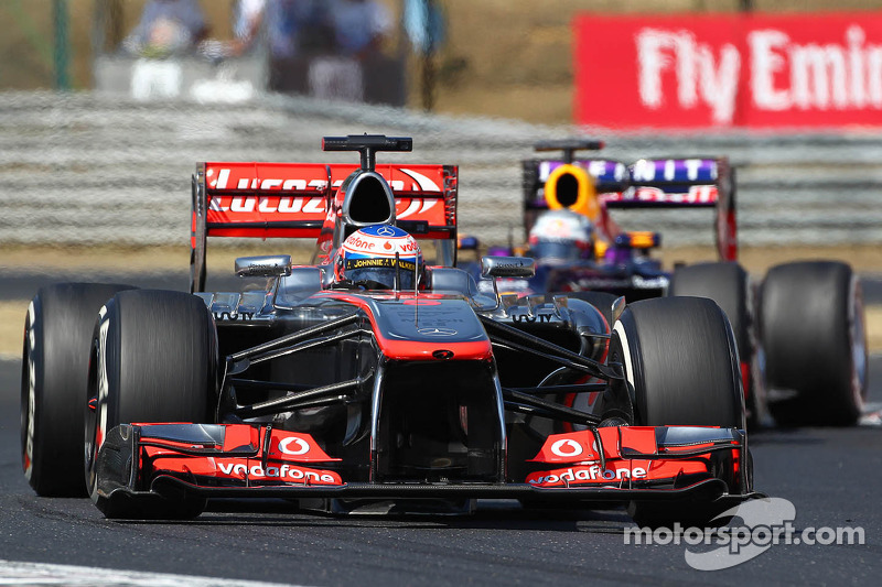 McLaren admits race win unlikely in 2013