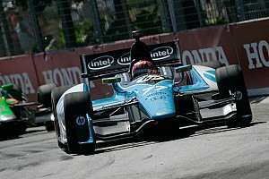IndyCar Breaking news Schmidt Peterson Motorsports re-signs with Honda for 2014 season