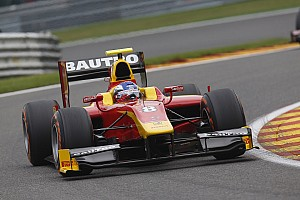 GP2 Race report Leimer takes 4th and Leal 6th for Racing Engineering on feature race at Spa