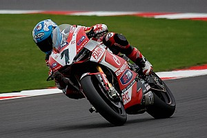 Team SBK Ducati Alstare returns to work this weekend at the Nürburgring