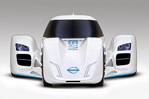 Le Mans Breaking news Nissan ZEOD RC set to hit the track for the first time