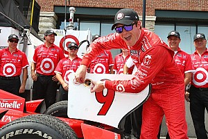 IndyCar Qualifying report Dixon claims Grand Prix of Baltimore pole in Fast Six shootout