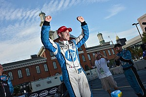IndyCar Race report Pagenaud scores win in wild Grand Prix of Baltimore