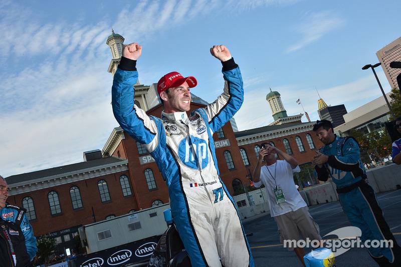 Pagenaud scores win in wild Grand Prix of Baltimore