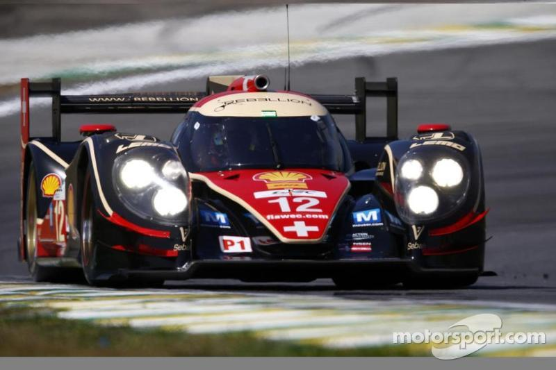 Rebellion Racing stars with outright podium at 6 Hours of São paulo