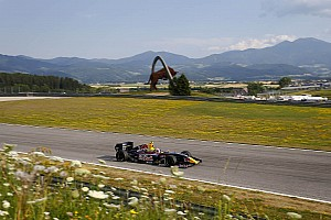 Formula One work for 2014 Austria GP begins