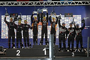 WEC Race report Victory for Conway at 6 Hours of São Paulo