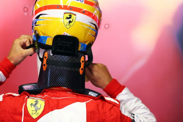 Saturday at Monza actually 'went well' - Alonso