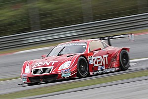 Super GT Qualifying report Tachikawa wins his 8th pole position at Fuji