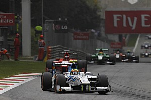 GP2 Race report Barwa Addax Team pick up points in Italy thanks to Haryanto