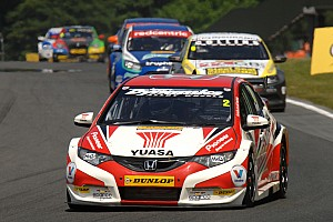 BTCC Preview Britain's premier motor sport series speeds into Rockingham