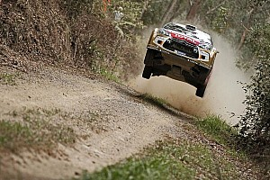 WRC Breaking news Citroen's Meeke crashes out of Rally Australia