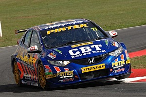BTCC Race report Jordan takes commanding lead after Rockingham double