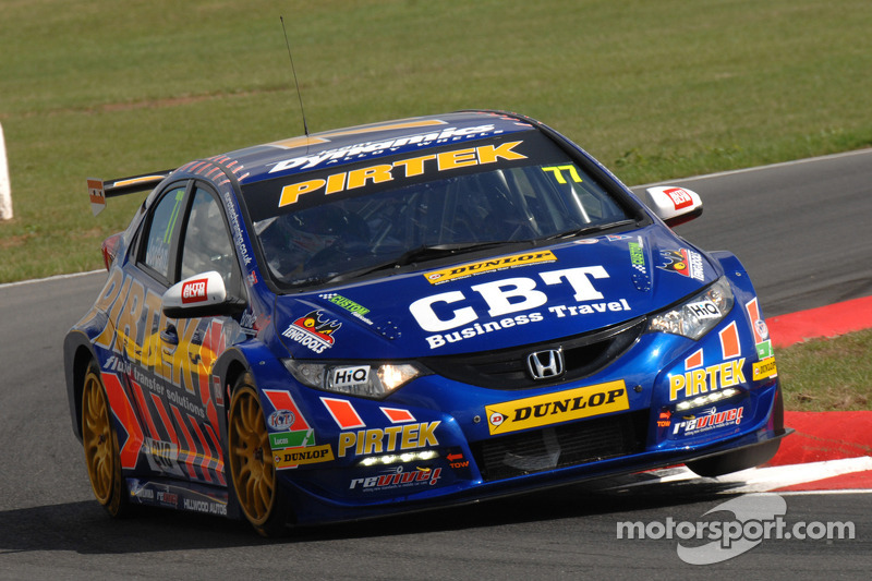 Jordan takes commanding lead after Rockingham double