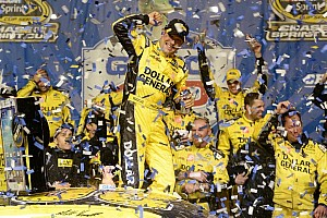 NASCAR Sprint Cup Commentary Prediction confirmed: Kenseth takes the first of the 10 Chase races
