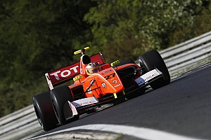 Formula 3.5 Race report Race incident robs Pic and AVF of a top 5 finish in Budapest Race 2