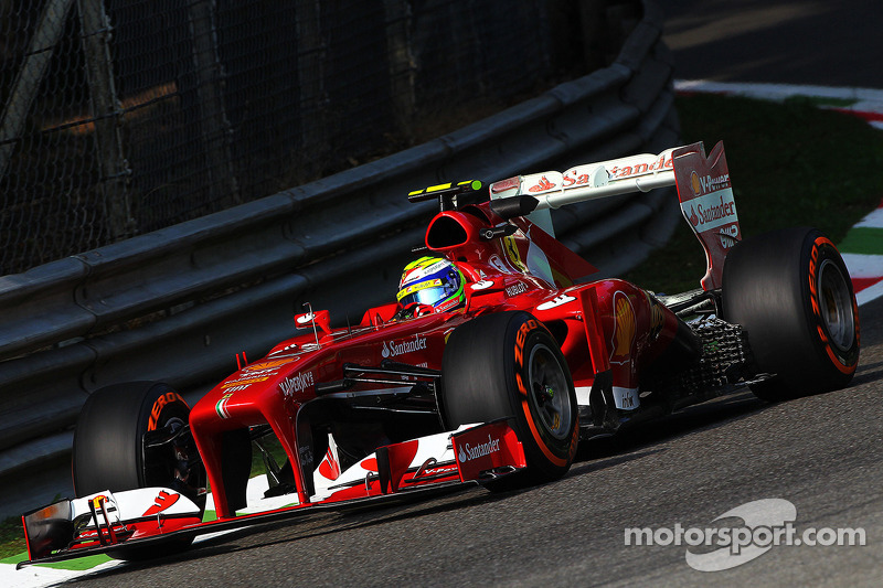 Leaving Ferrari 'the best move' for Massa