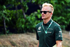 Formula 1 Breaking news Kovalainen has 'big chance' of 2014 return - Fernandes