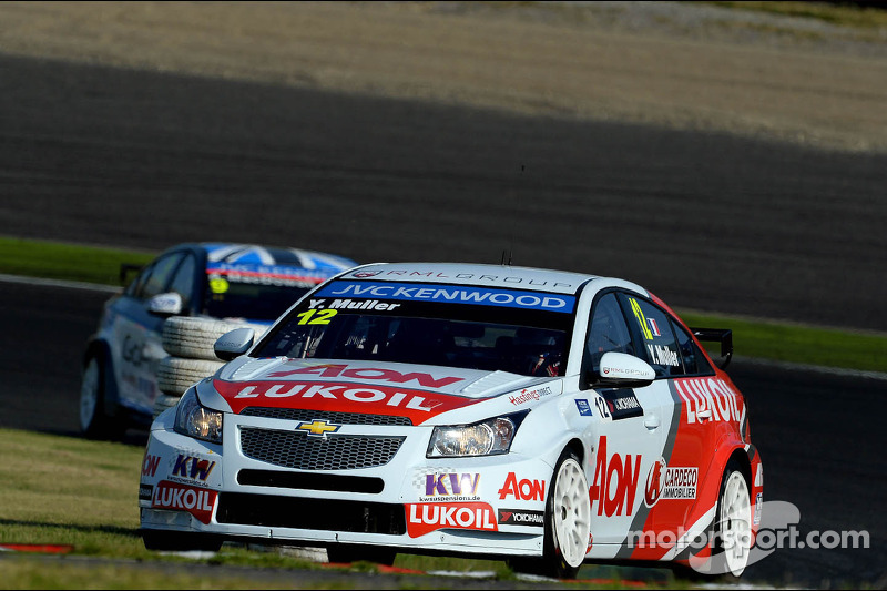Fourth WTCC title for Yvan Muller