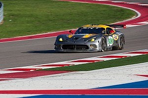 ALMS Race report Michelin rolls to big victories in Texas