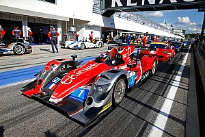 European Le Mans Preview 26 cars on the grid for the ELMS finale at the Paul Ricard Circuit
