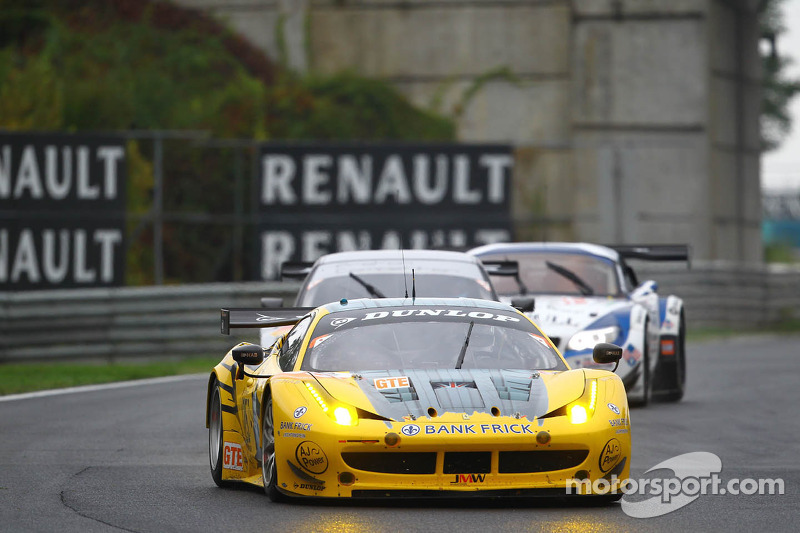 Joel at Paul Ricard to close the ELMS season on a high