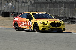 Grand-Am Preview Mazda Motorsports keep hopes high for race at Laguna Seca