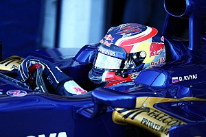 Kvyat admits 2014 Formula One move too soon