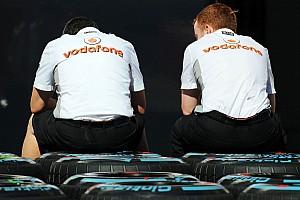FIA stops McLaren's Pirelli test in Austin - report