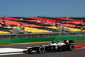 Williams F1 Team secured 9th row for tomorrow's Korean GP race
