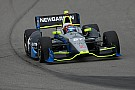 Newgarden finishes 5th in Houston Saturday