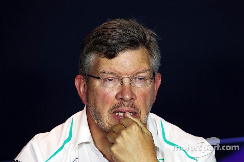 Brawn to leave Mercedes - report