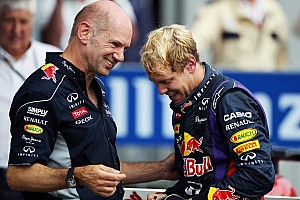 Formula 1 Breaking news Absent Newey would miss Vettel's title win in Japan