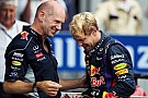 Absent Newey would miss Vettel's title win in Japan