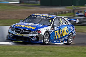 Supercars Qualifying report IRWIN Racing just misses shootout at Bathurst