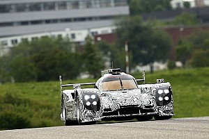 WEC Breaking news Lieb, Hartley on tap for Porsche LMP1 team
