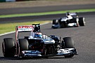 Both Williams drivers miss the Q3 at Suzuka